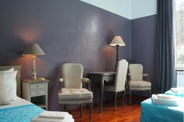 chambre - Stanze Di Elle - Guest House