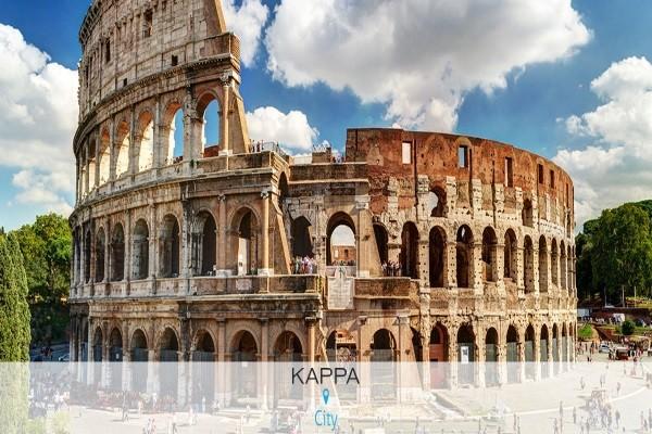 Monument - Hôtel Kappa City Rome - Giulio Cesare 4* Rome Italie