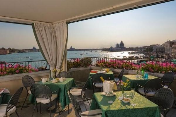 Terrasse - Locanda Vivaldi 4* Venise Italie