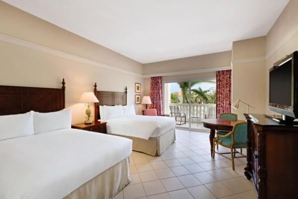 Chambre - Hôtel Hyatt Ziva Rose Hall 5* Montegobay Jamaique