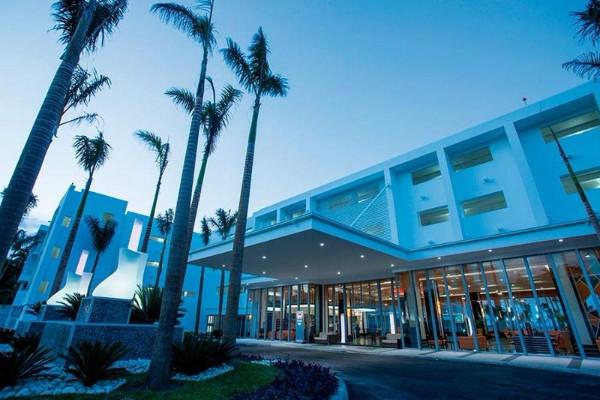 Facade - Hôtel Riu Palace Jamaica Adult Only 5* Montegobay Jamaique