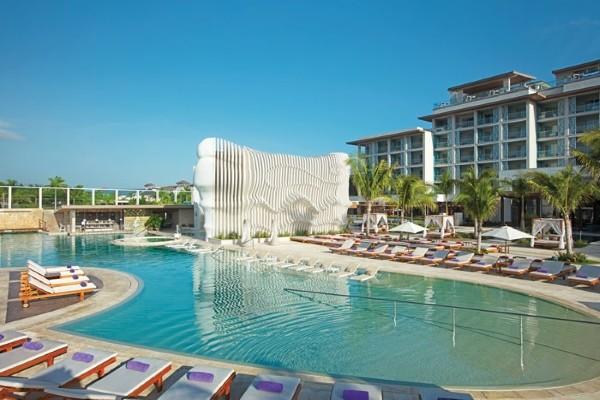Piscine - Hôtel Breathless Montegobay Resort & Spa 5* Montegobay Jamaique