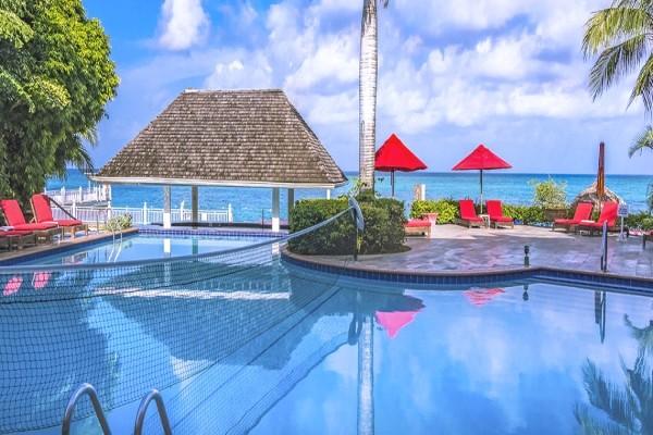 Piscine - Club Coralia Royal Decameron Montego Beach 4* Montegobay Jamaique