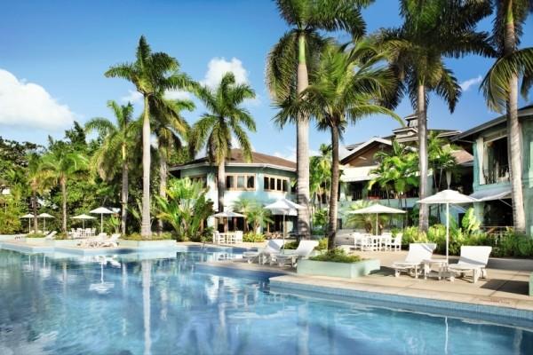 Piscine - Hôtel Couples Negril 5* Montegobay Jamaique