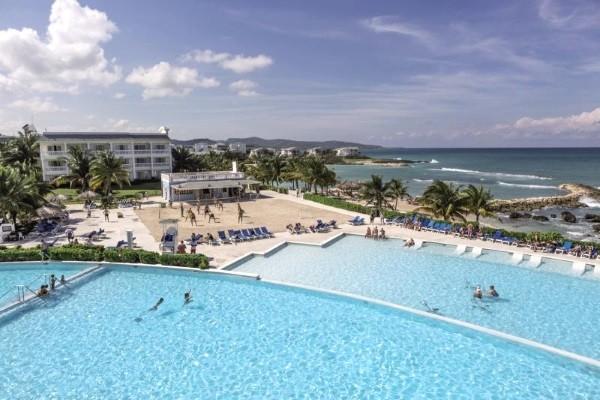 Piscine - Hôtel Grand Palladium Jamaica Resort & Spa 5* Montegobay Jamaique