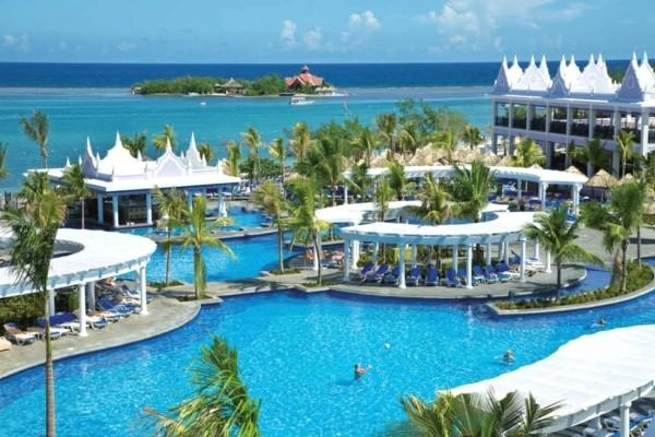 Piscine - Hôtel Riu Montego Bay 5* Montegobay Jamaique