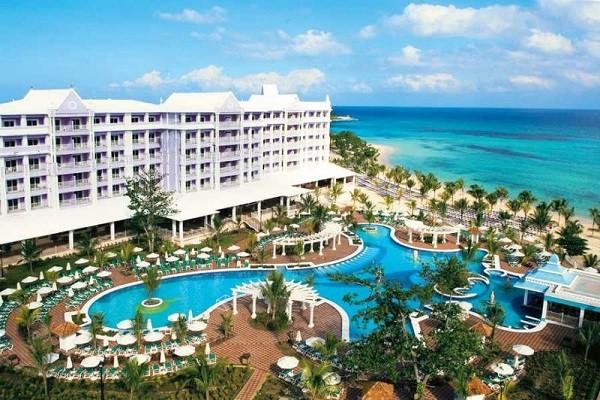 Piscine - Hôtel Riu Ochos Rios 5* Montegobay Jamaique