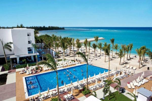 Piscine - Hôtel Riu Palace Jamaica Adult Only 5* Montegobay Jamaique