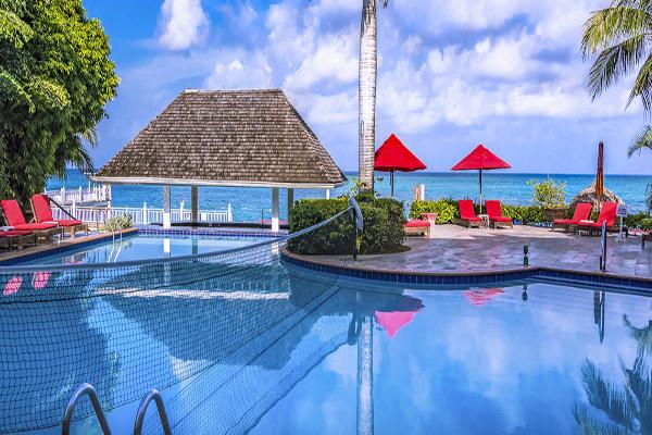 Piscine - Hôtel Royal Decameron Montego Beach 4* Montegobay Jamaique