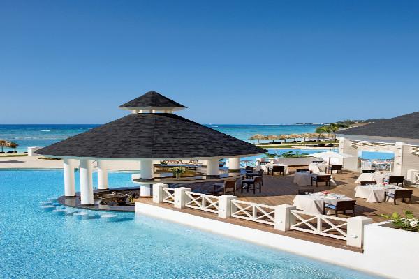 Piscine - Hôtel Secrets St James Montego Bay Adult Only 5* Montegobay Jamaique