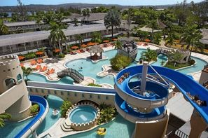 Jamaique-Montegobay, Hôtel Sunscape Cove Montego Bay