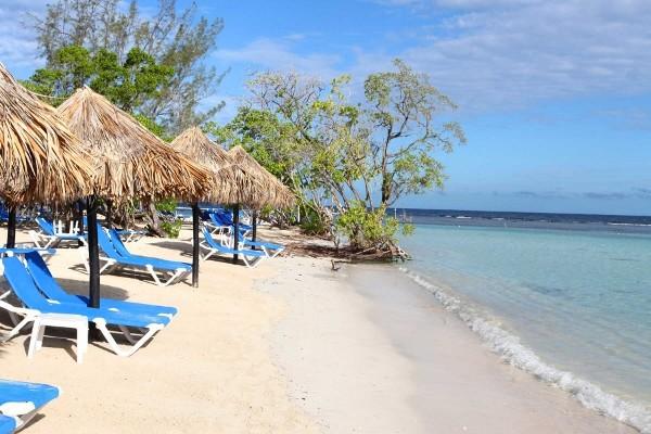 Plage - Hôtel Grand Bahia Principe Jamaica 5* Montegobay Jamaique