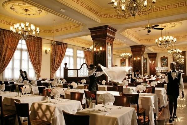 Restaurant - Hôtel Riu Ochos Rios 5* Montegobay Jamaique
