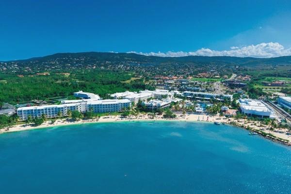 Vue panoramique - Hôtel Riu Montego Bay 5* Montegobay Jamaique