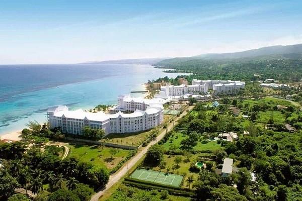 Vue panoramique - Hôtel Riu Ochos Rios 5* Montegobay Jamaique