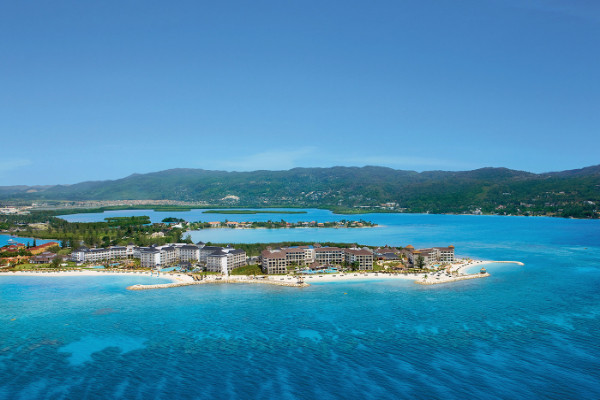 Vue panoramique - Secrets St James Montego Bay Adult Only