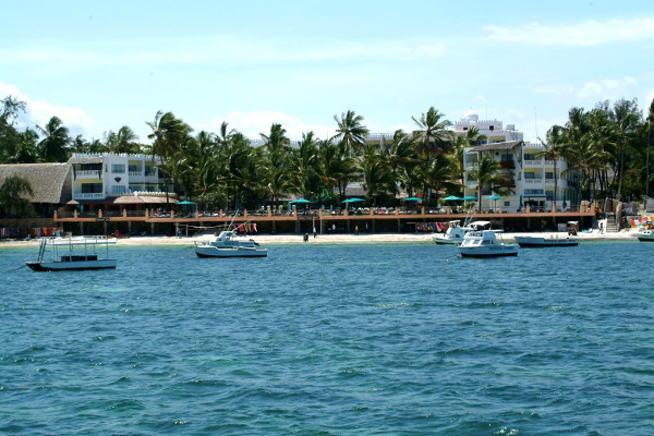 Autres - Hôtel Bamburi Beach hotel 3* Mombasa Kenya