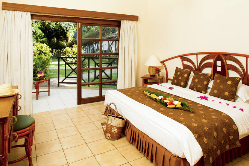 Chambre - Neptune Village Beach Resort & Spa 4* Mombasa Kenya