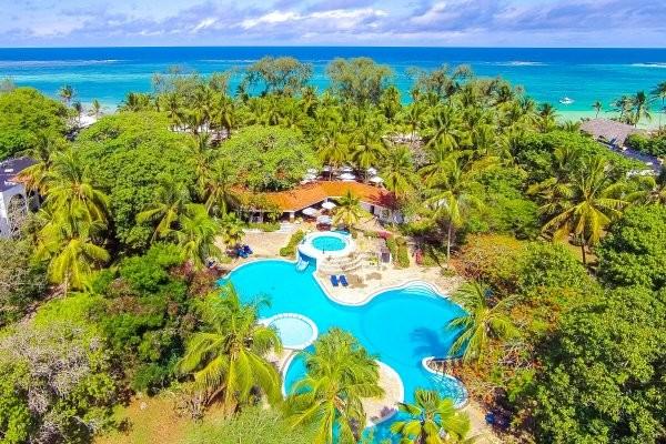 Parc - Hôtel Diani Sea Resort 4* Mombasa Kenya
