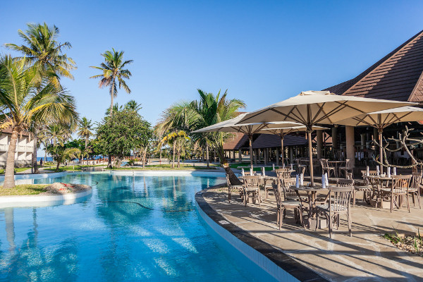 Piscine - Amani Tiwi Beach Resort 5*