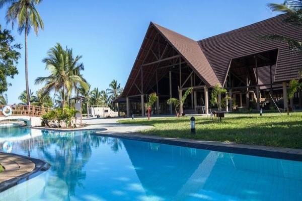 Piscine - Hôtel Amani Tiwi Beach Resort 4* Mombasa Kenya