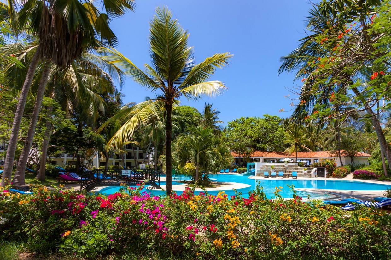 Piscine - Diani Sea Resort 4* Mombasa Kenya