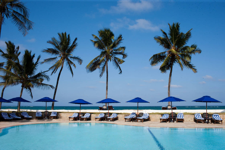 Piscine - Jacaranda Indian Ocean Beach Resort 4* Mombasa Kenya