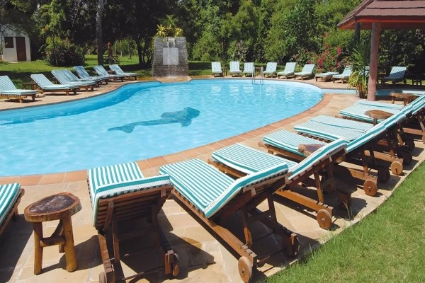 Piscine - Hôtel Leopard Beach Resort and Spa 4* Mombasa Kenya