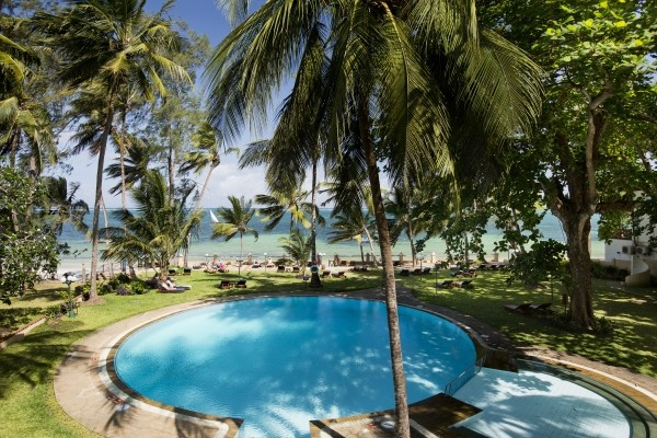Piscine - Neptune Beach Resort 4* Mombasa Kenya