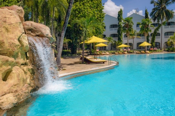 Piscine - Sarova Whitesands Beach & Spa Resort 4*Sup Mombasa Kenya
