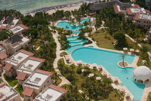 Piscine - Swahili Beach Resort 5*