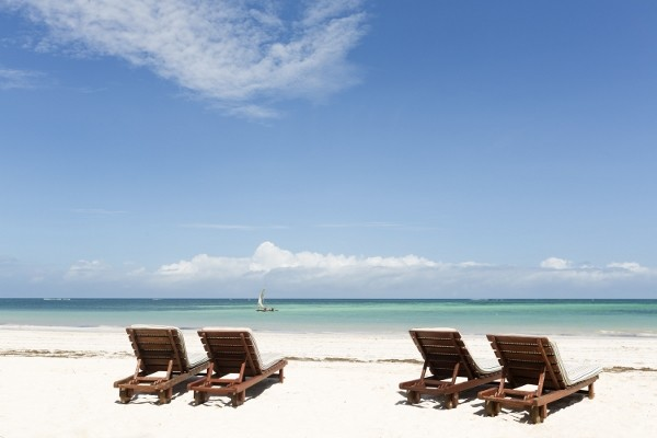 Plage - Neptune Paradise Beach Resort & Spa All Inclusive 4* Mombasa Kenya