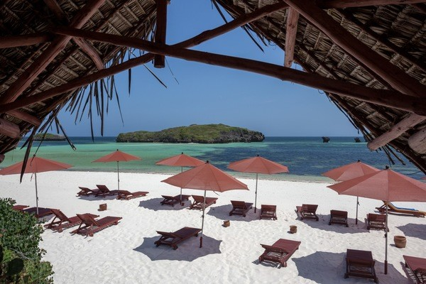 Plage - Seven Islands Beach Resort
