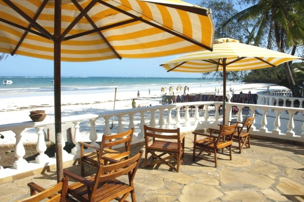 Restaurant - Hôtel Papillon Lagoon Reef 4* Mombasa Kenya