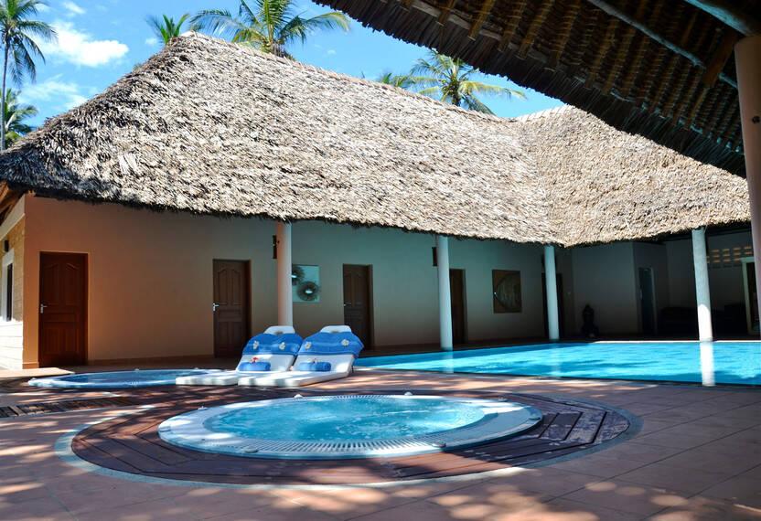Spa - Neptune Village Beach Resort & Spa 4* Mombasa Kenya