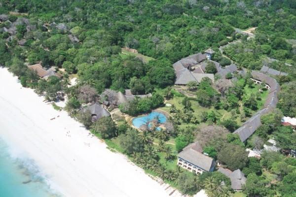 vue hotel - Papillon Lagoon Reef