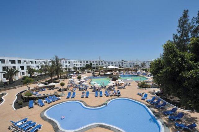 Lanzarote : Hôtel Bluebay Lanzarote