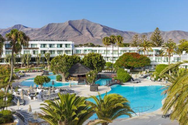 Fram Lanzarote : hotel Hôtel H10 Lanzarote Princess - Arrecife