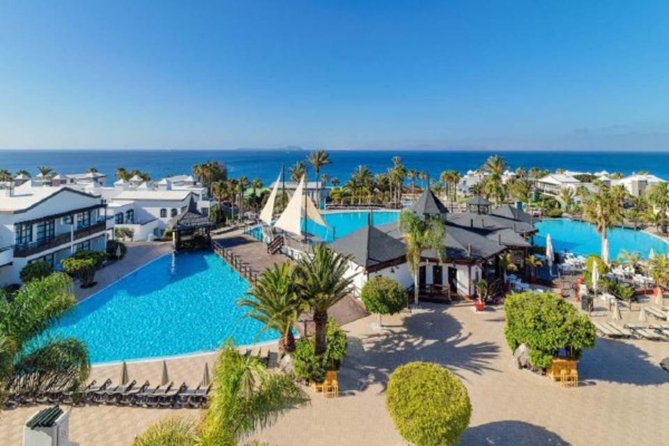 Hôtel Hôtel H10 Rubicon Palace Lanzarote Canaries