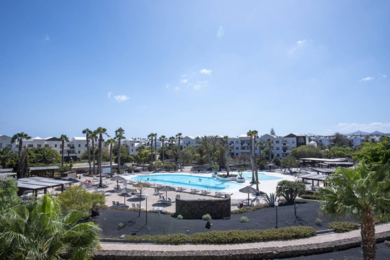Vue panoramique - Hôtel Los Zocos Impressive Resort 4* Arrecife Lanzarote