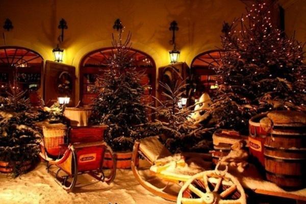 (fictif) - Hôtel Marché de Noël à Riga 4* Riga Lettonie