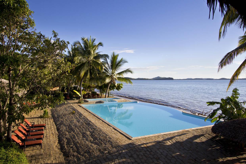 Piscine - Anjiamarango Beach Resort 3* Nosy Be Madagascar