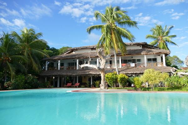 Piscine - Hôtel Arc en ciel 3* Nosy Be Madagascar
