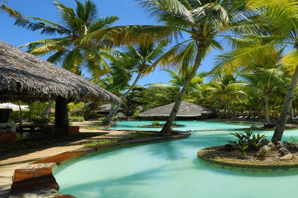 Piscine - Ravintsara Wellness & Spa 4*Sup Nosy Be Madagascar