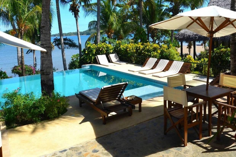 Piscine - Vanila Hôtel 3*Sup Nosy Be Madagascar