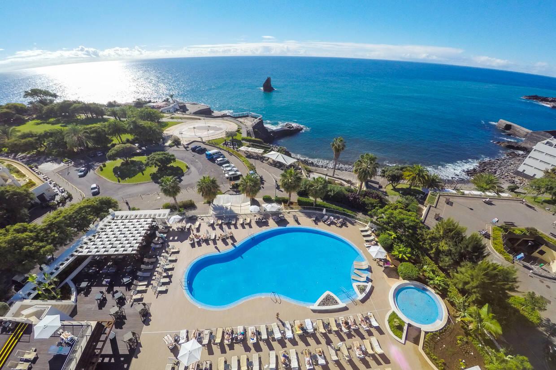 Autres - Hôtel Meliá Madeira Mare Resort & Spa 5* Funchal Madère