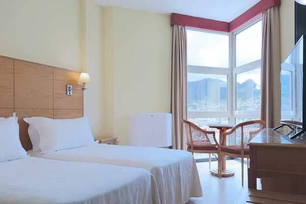 Chambre - Club Coralia Dom Pedro Madeira 4* Funchal Madère