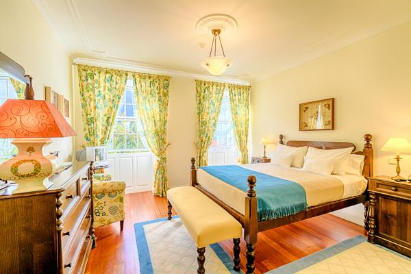 Chambre - Hôtel Estalagem do Vale 4* Funchal Madère