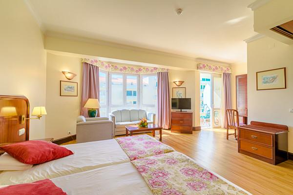 Chambre - Jardins d'Ajuda 4* Funchal Madère