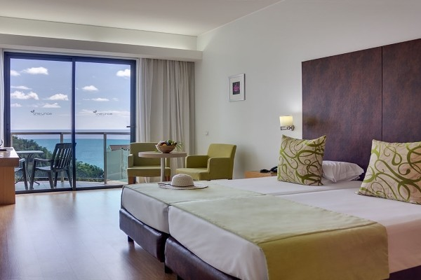Chambre - Hôtel The Lince 4* Funchal Madère